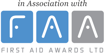 First Aid Awards logo - Kaill Training Ltd